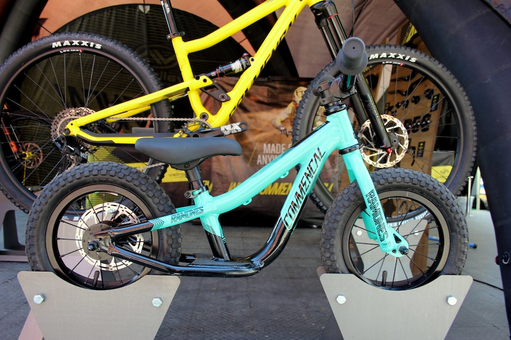 Commencal mini shredders