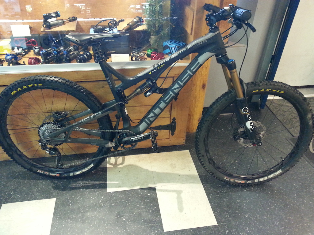 2015 Intense Tracer T275