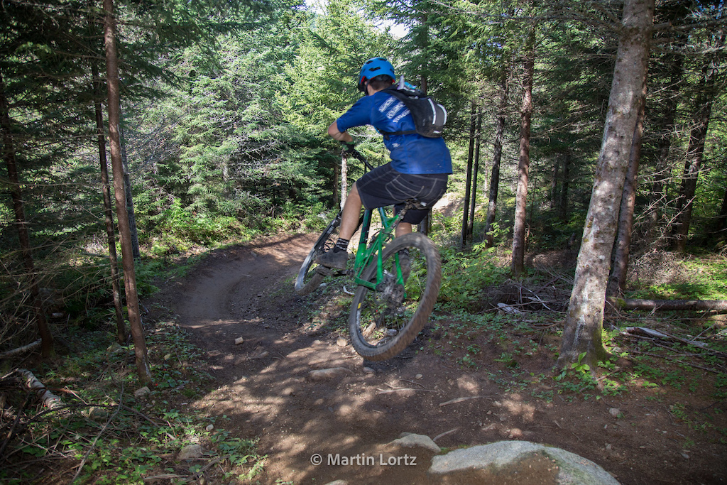 The Mountain Bike Tourist - Quebec Road Trip Part Four - Vallée Bras-du-Nord