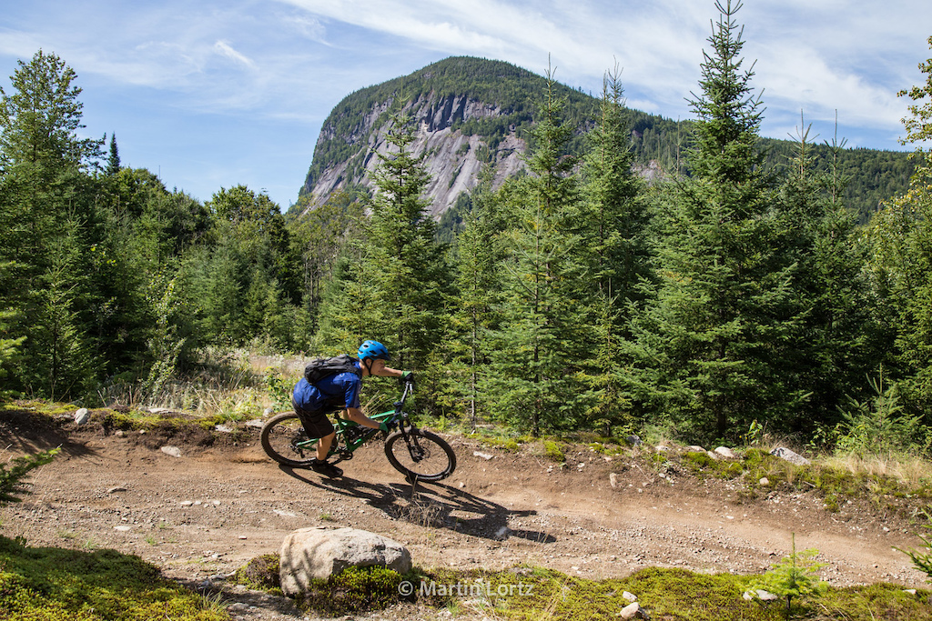 The Mountain Bike Tourist - Quebec Road Trip Part Four - Vallée Bras-du-Nord