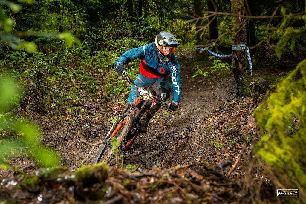 Cannondale Enduro Tour Powered by SRAM Round 2 Mollau - Video