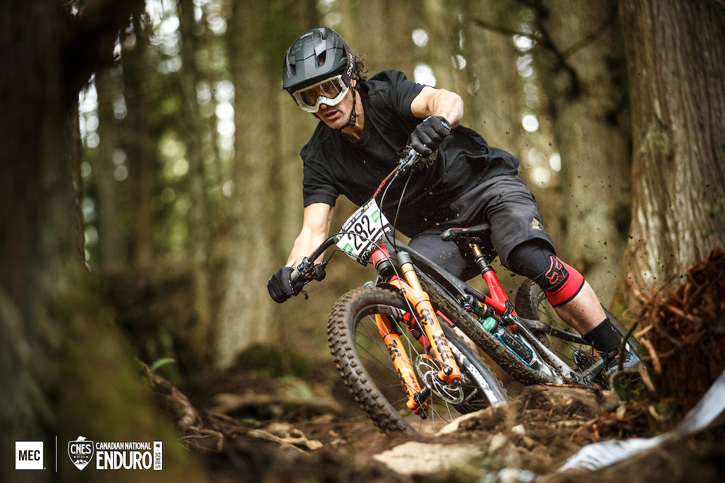 Race Recap Fraser Valley Enduro MEC Canadian National Enduro Series presented by Intense Cycles