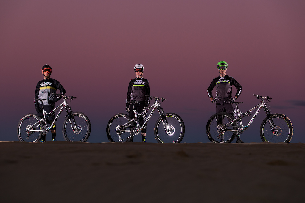 Images for COMMENCAL Vallnord enduro Team in Oceania.