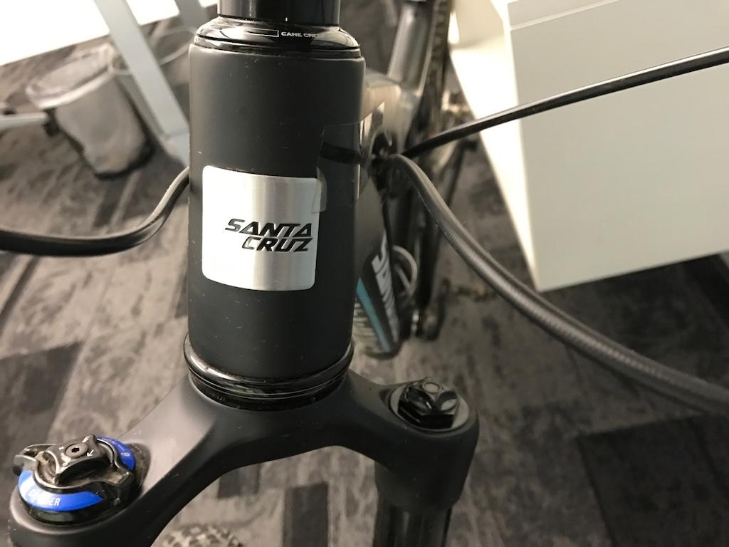 2015 Santa Cruz 5010 C Medium - Pristine