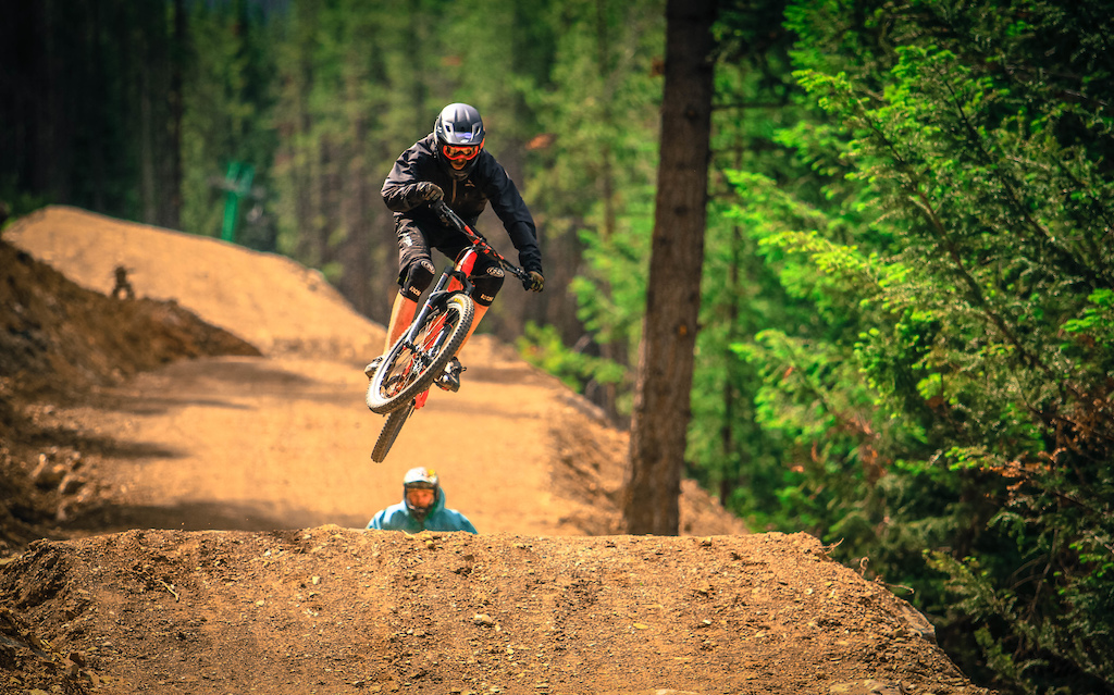 Panorama s Earliest Bike Park Opening