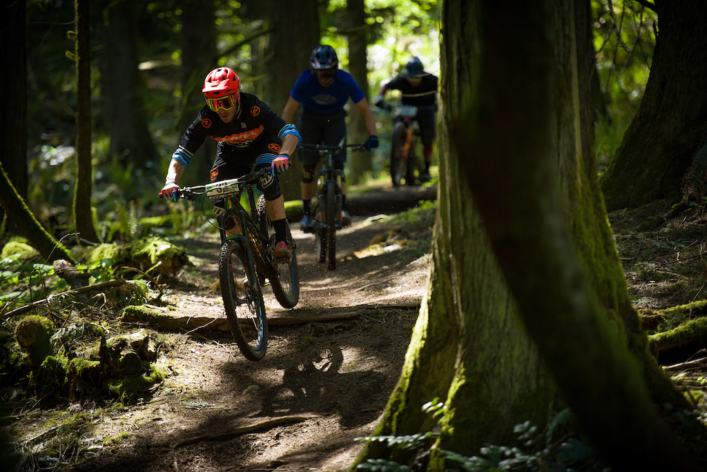 2017 Canadian Enduro Series Vedder Mountain Chilliwack BC May 7 2017