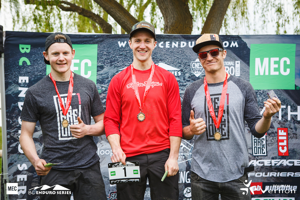 2017 MEC BC Enduro Series presented by Intense Cycles - Vernon Race Recap
