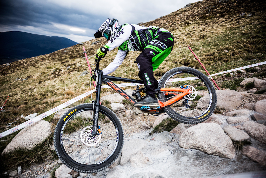 HSBC UK National Downhill Series Round 2 Presented by GT Bicycles