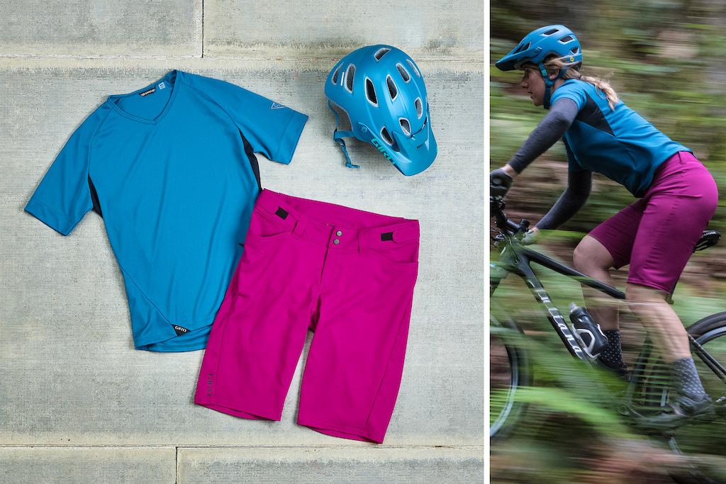 Giro Cycling 2017 Dirt Collection
