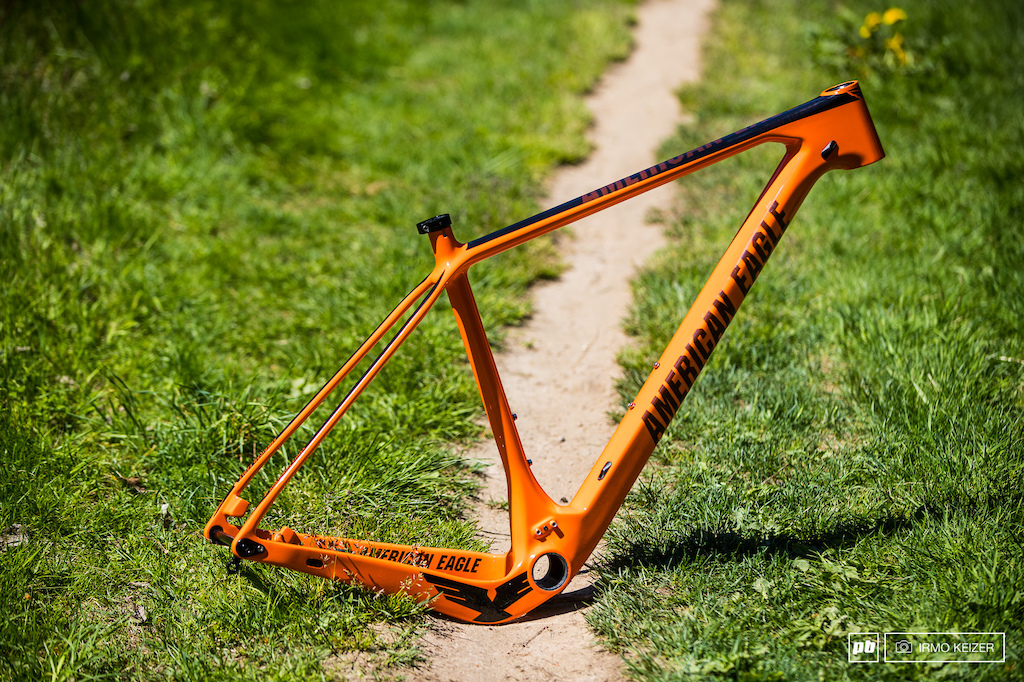 A classic hardtail, specifically targeted at cross country racing.