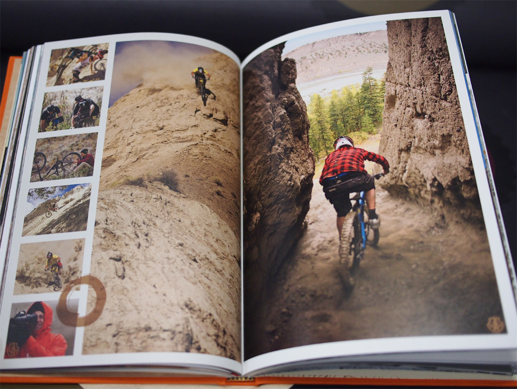 2010 WHERE THE TRAIL ENDS, THE JOURNAL - BOOK