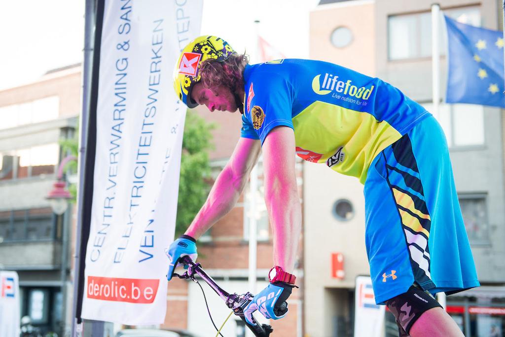 UCI Trials World Cup 2017 Round 1 Aalter Belgium