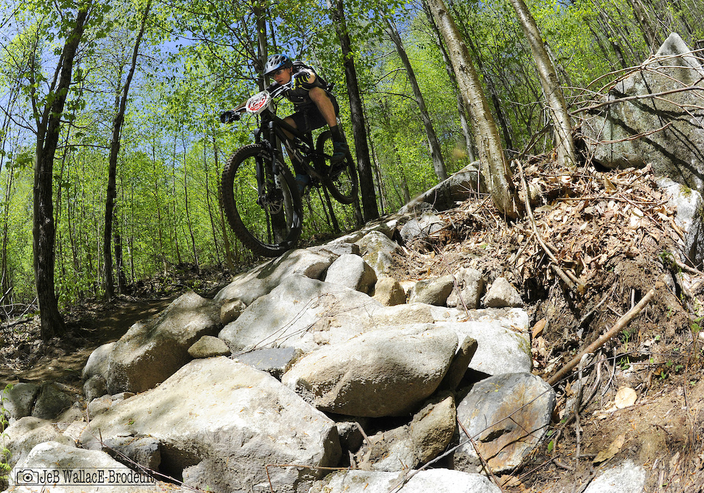 Vittoria ESC Enduro Round Two at Victory Hill VT