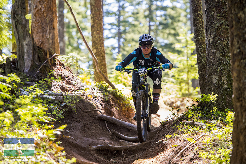 Amy Morrison took a flyer on getting into the race with a waiting list entry scored the golden ticket and came home fourth with two stage wins. Keep an eye on the California girl as she lives the racing dream for Marin bikes this summer.