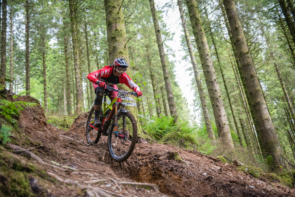 Bird Gravity Enduro Welsh Open EWS Qualifier