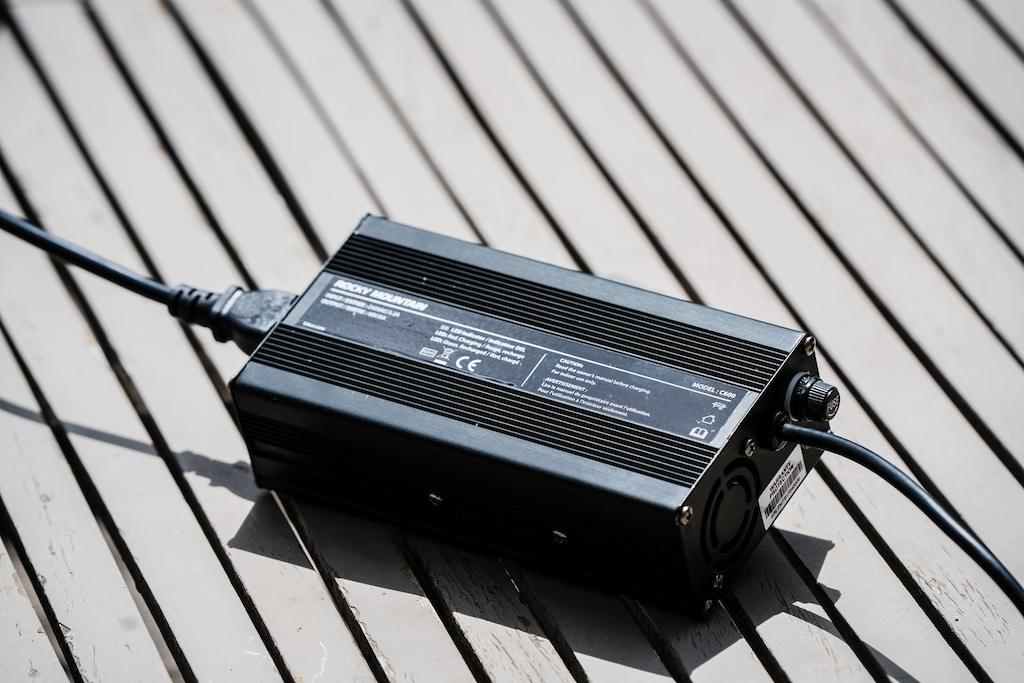 Rocky Mountain Altitude Powerplay charger