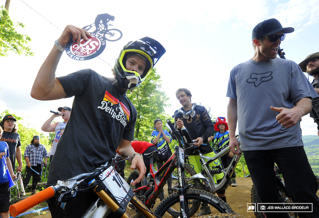 US Open DH 2017