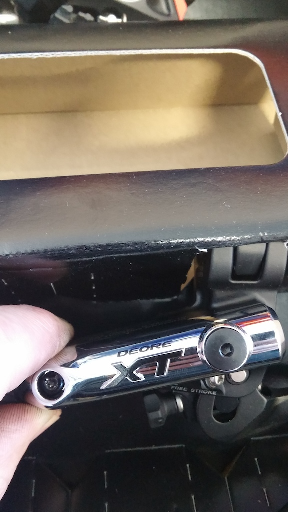 2014 Shimano XT M785 Disc Brake (left)