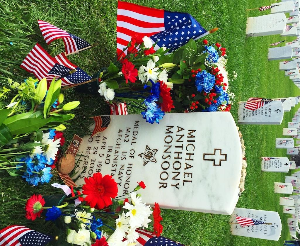 Memorial day, No regrets!