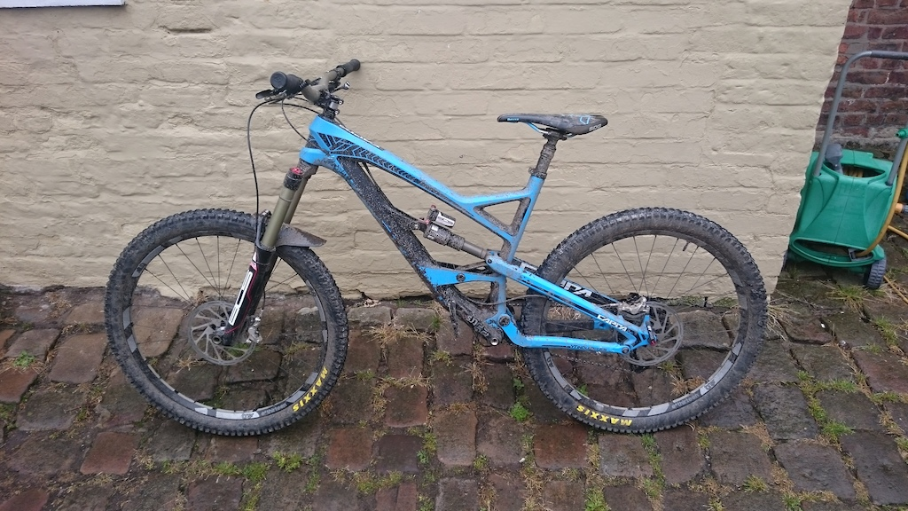 Stolen from garage 28th May 2017 from Ormskirk L39. Size L