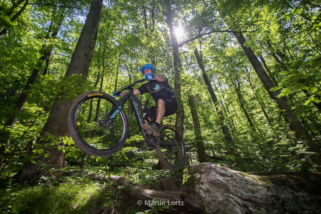 The Mountain Bike Tourist - Brevard, North Carolina