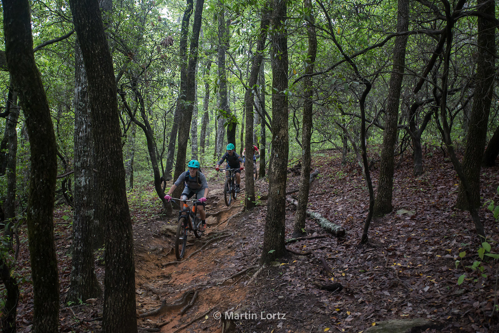 The Mountain Bike Tourist - Brevard, North Carolina