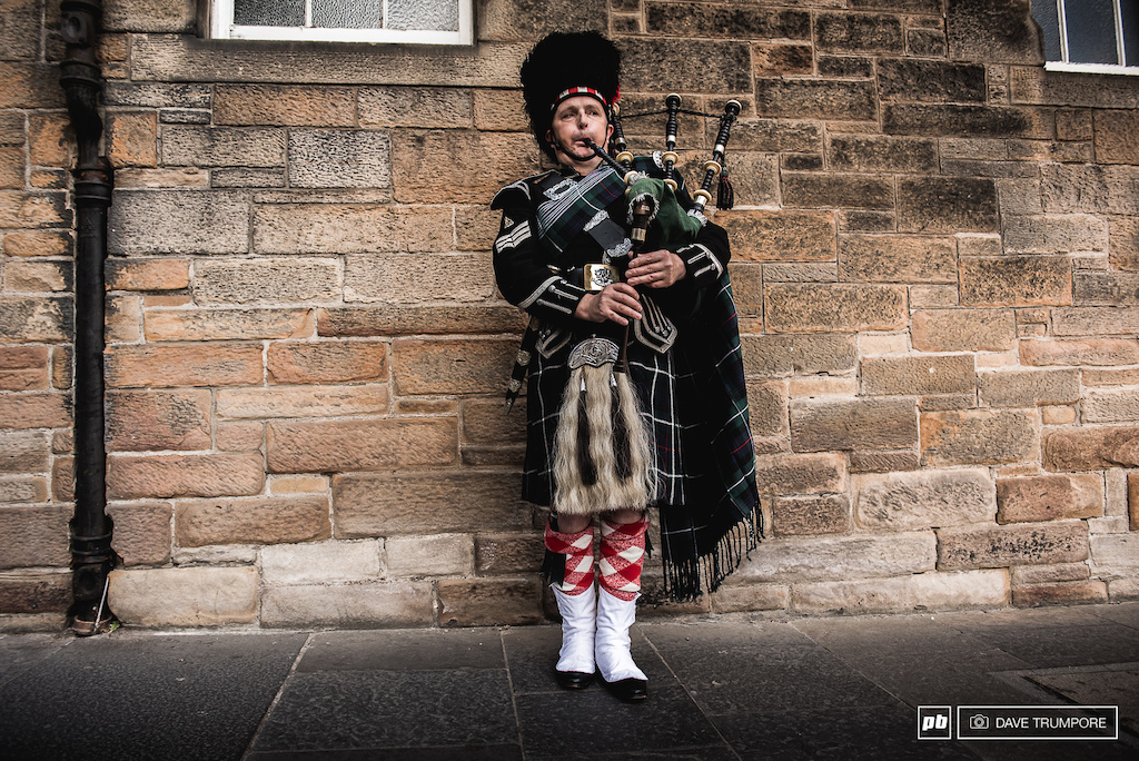 The Sound of Scottish Music.