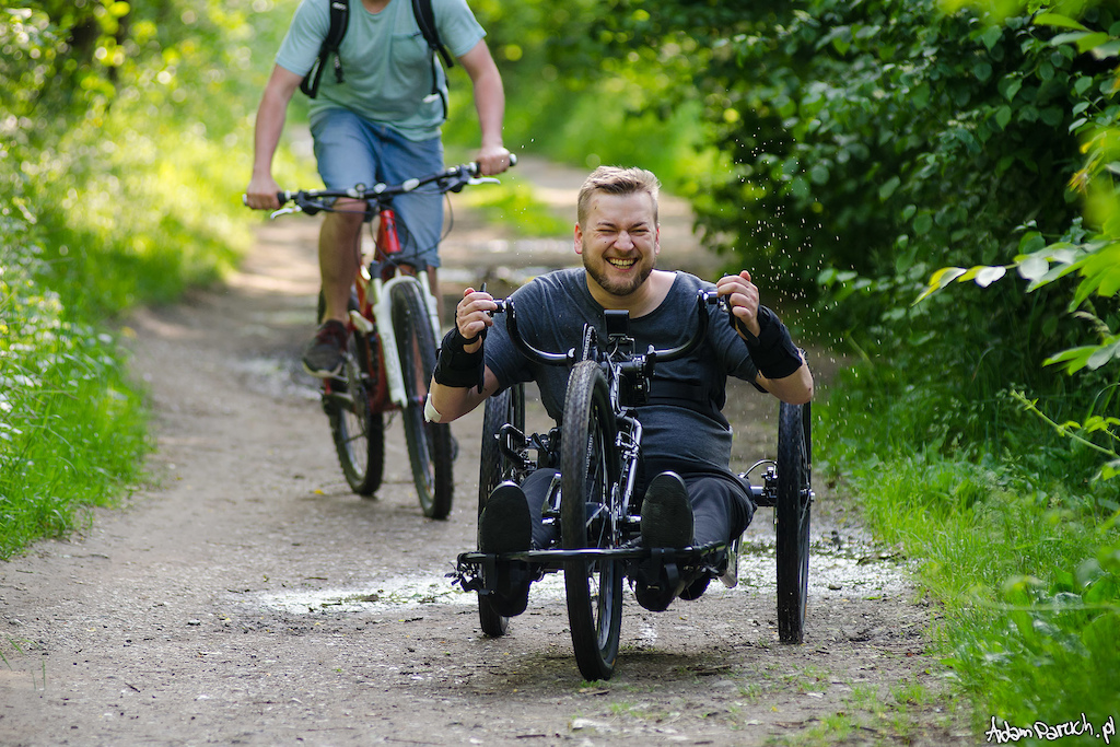 That's what I call a pure joy! First time on trail after almost 3 years since Nikifor broke his back. Fuck yeah!