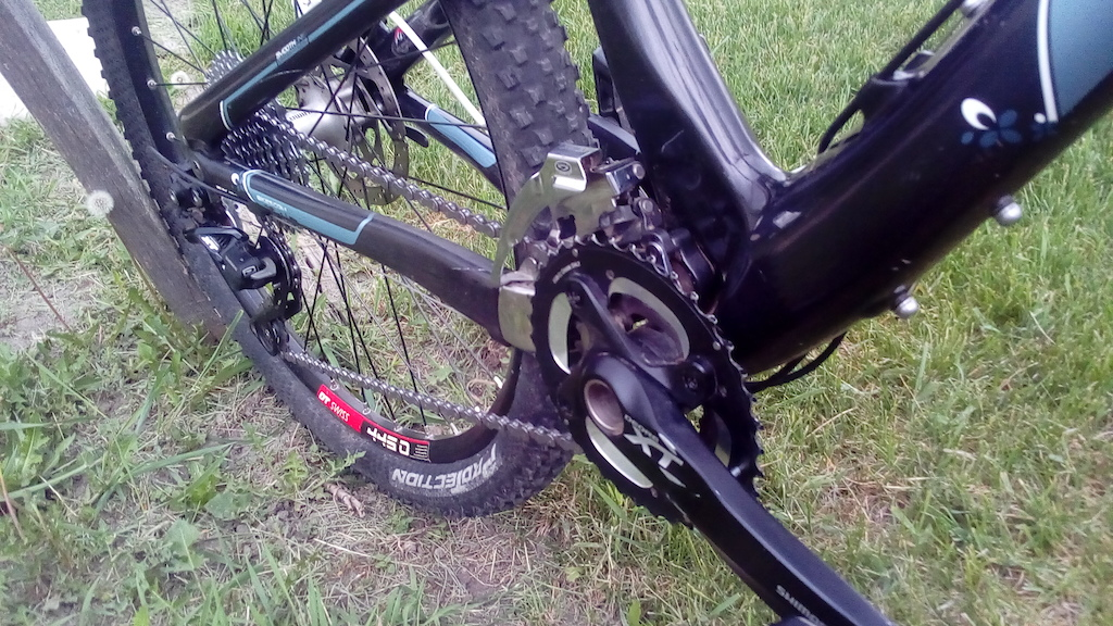 2011 Small Rocky Mountain Element MSL