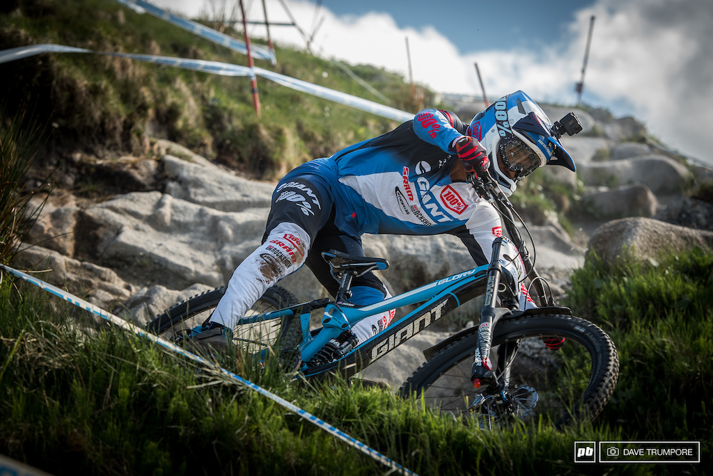 Eliot Jackson is one of a long list of riders looking for redemption after the opening rounds in Lourdes.