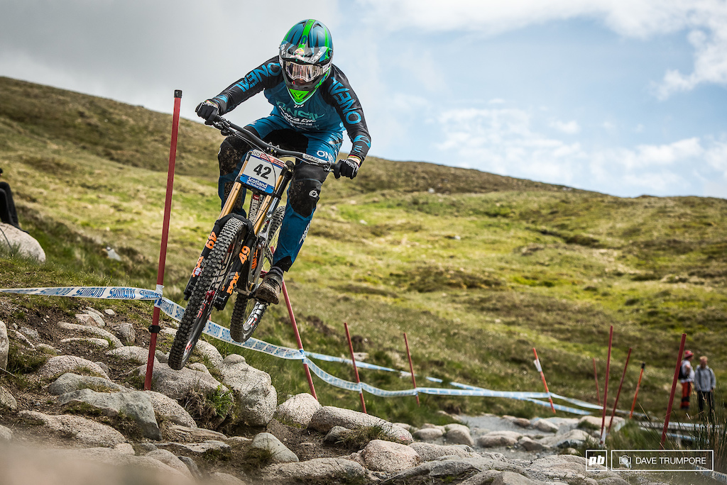 It doesn t matter if there are 26 27.5 or 29 inch wheels bolted to his bike... Greg Minnaar has won on all of them.