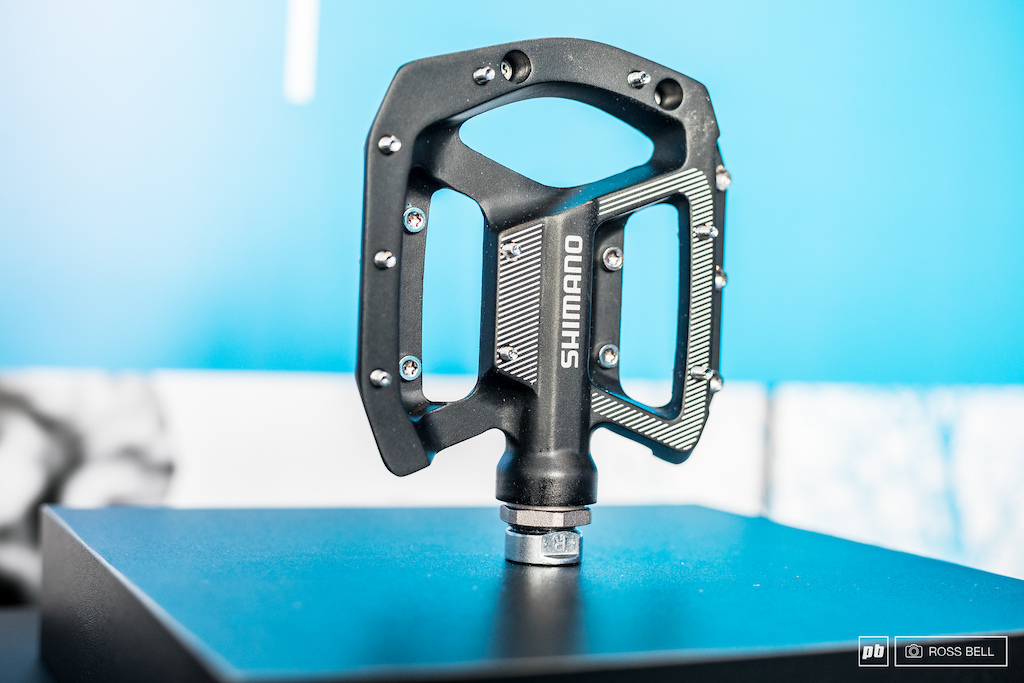 Shimano shoes pedals