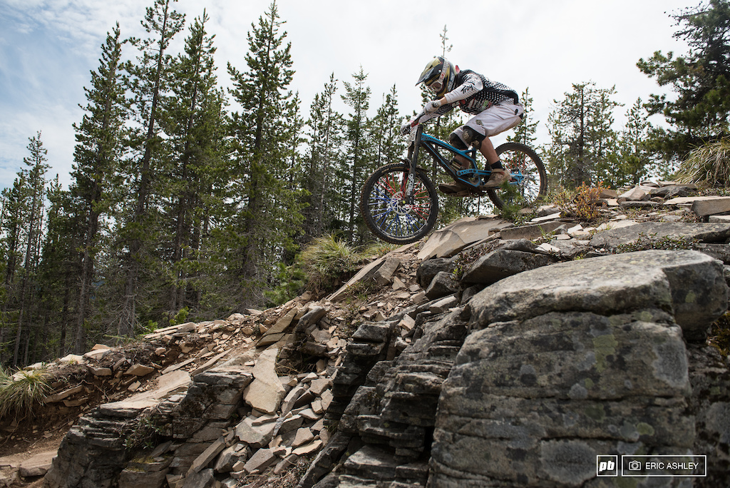 Kody Clark s riding seemed more finessed after last year s hard crash at Skibowl Pro Men .