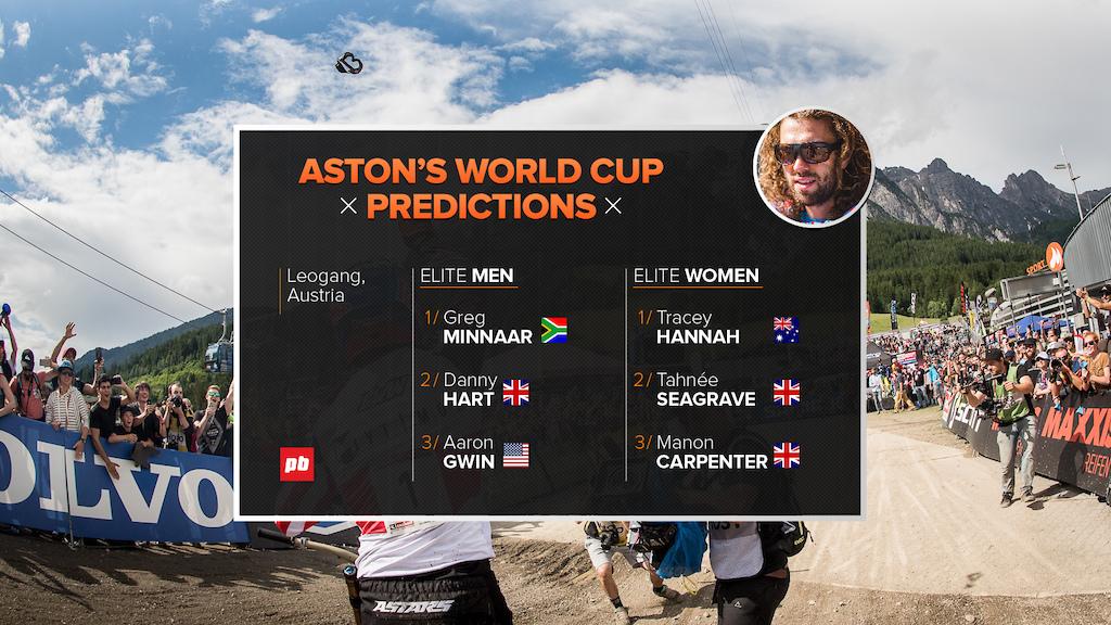 WC R3 Leogang Predictions 2017