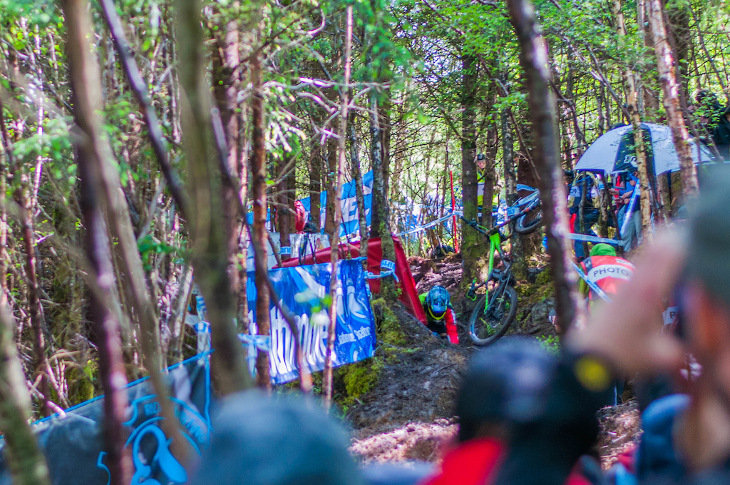 The story of most riders in the woods!