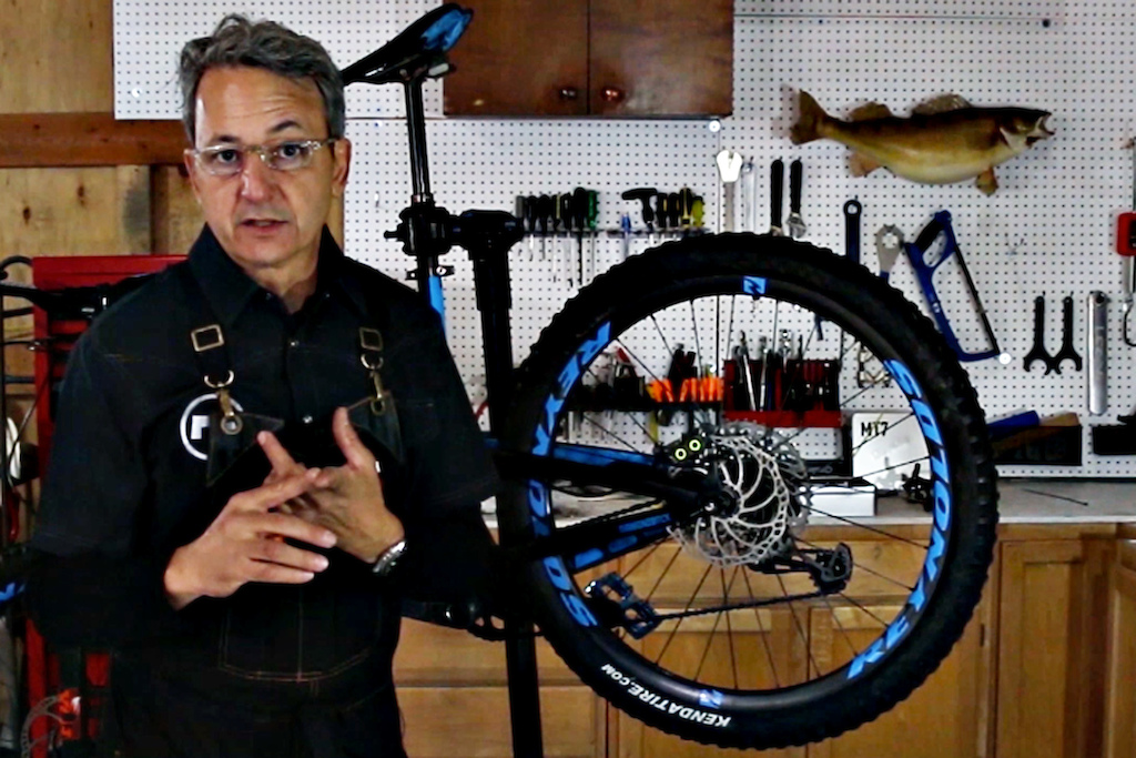 Disc brake tips with Jude Monica