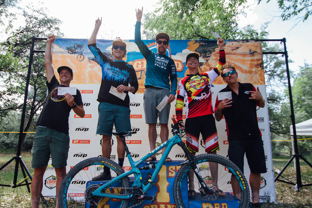 Pro Open Men Final Results 1. Nate Hills 1 000 Yeti SRAM Roval MRP 2. Myles Trainer 700 Wilson Backcountry Sports Knolly 3. Eric Landis 500 Bicycle Outfitters Spintertainment Towee All Sound Designs 4. Noah Sears 200 Pivot MRP Ergon Enve Stages Cycling Orange Seal 5. Dan Soller 100 Colorado Backcountry Biker MRP Tim Dacosta