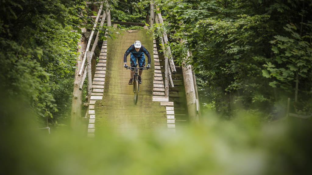 a day out at Albstadt Bikepark with Greg Minnaar photo by phunkt.com
