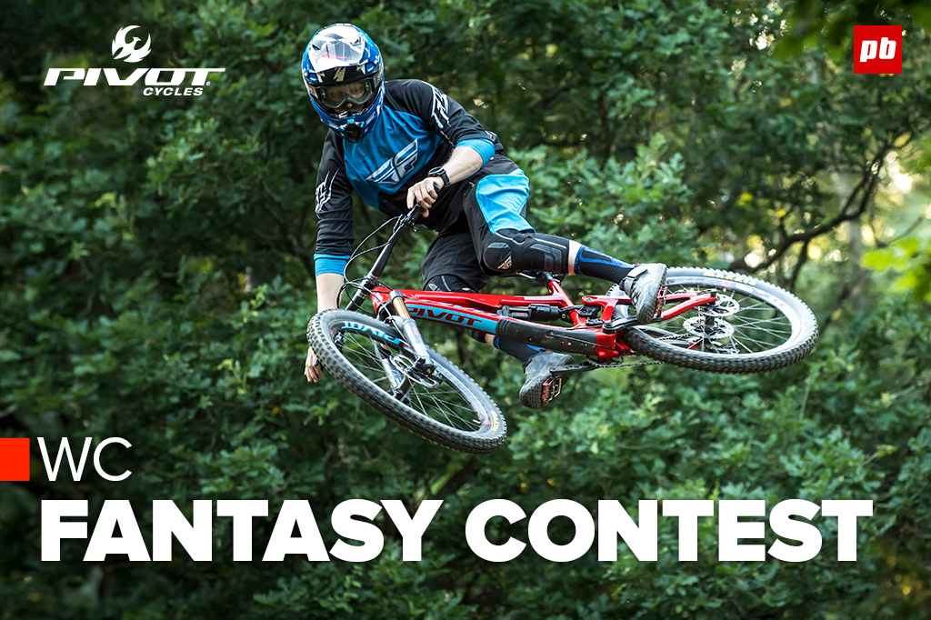 Pivot Leogang DH World Cup Fantasy Contest.
