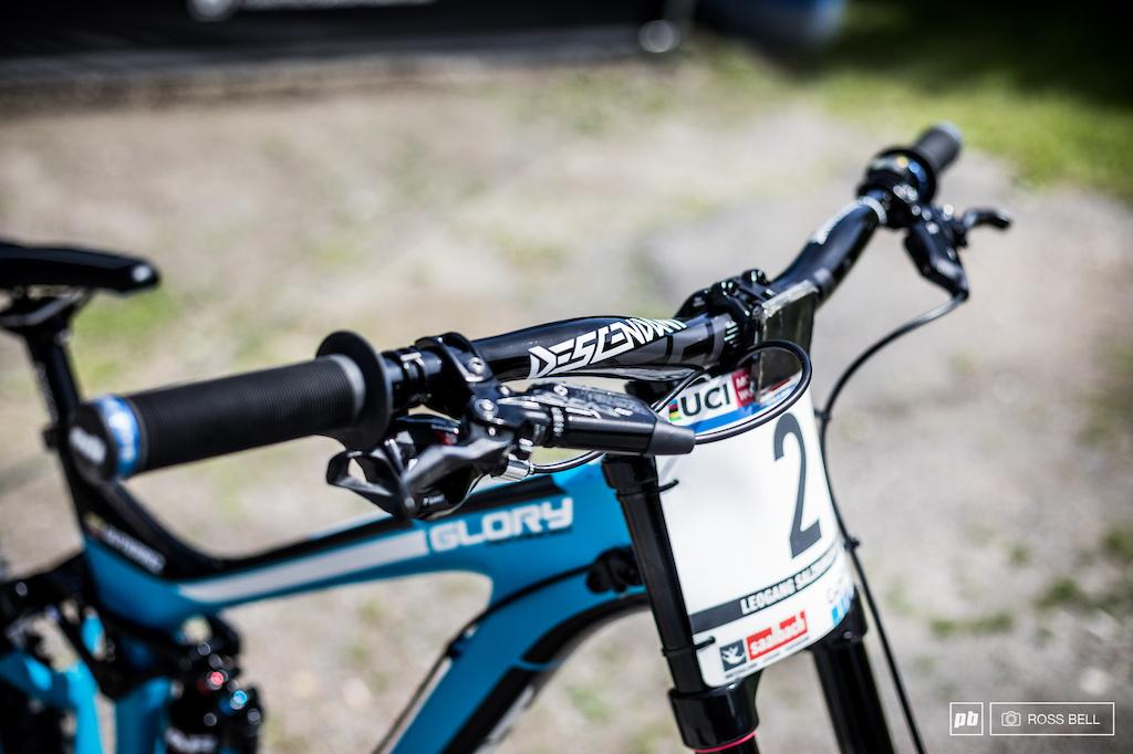 Marcelo Gutierrez Bike Check
