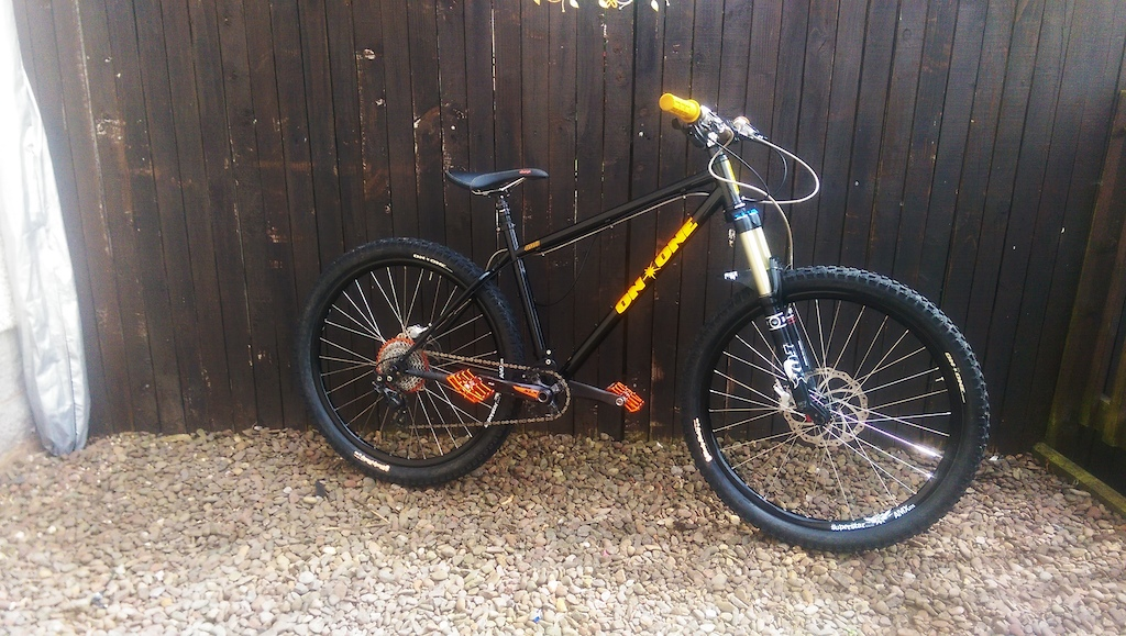 The 45650b. After a few upgrades looking sweet