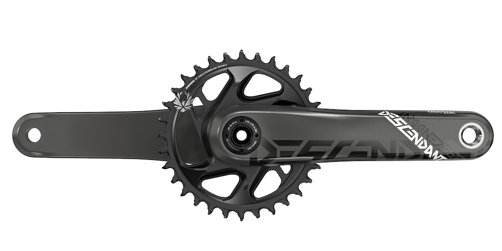 Truvativ Introduces New Descendant and Stylo Cranks