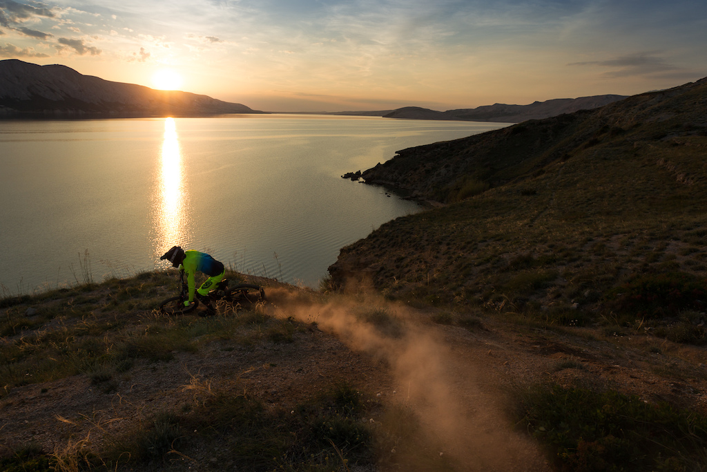 From our recent freeride trip to Pag, Croatia. #everyweekisawesome #ewia