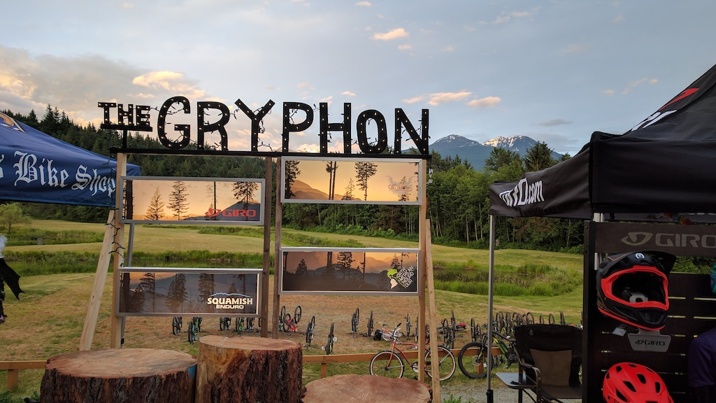 The Gryphon 2017 presented by Giro Sport Design NAET 2
