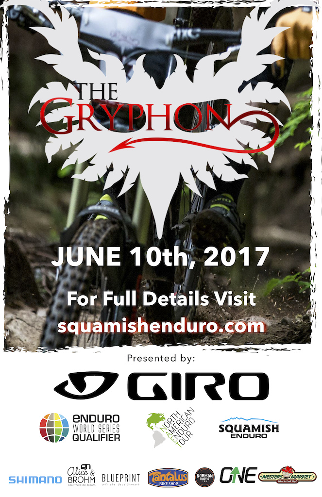 The Gryphon 2017 presented by Giro Sport Design, NAET #2