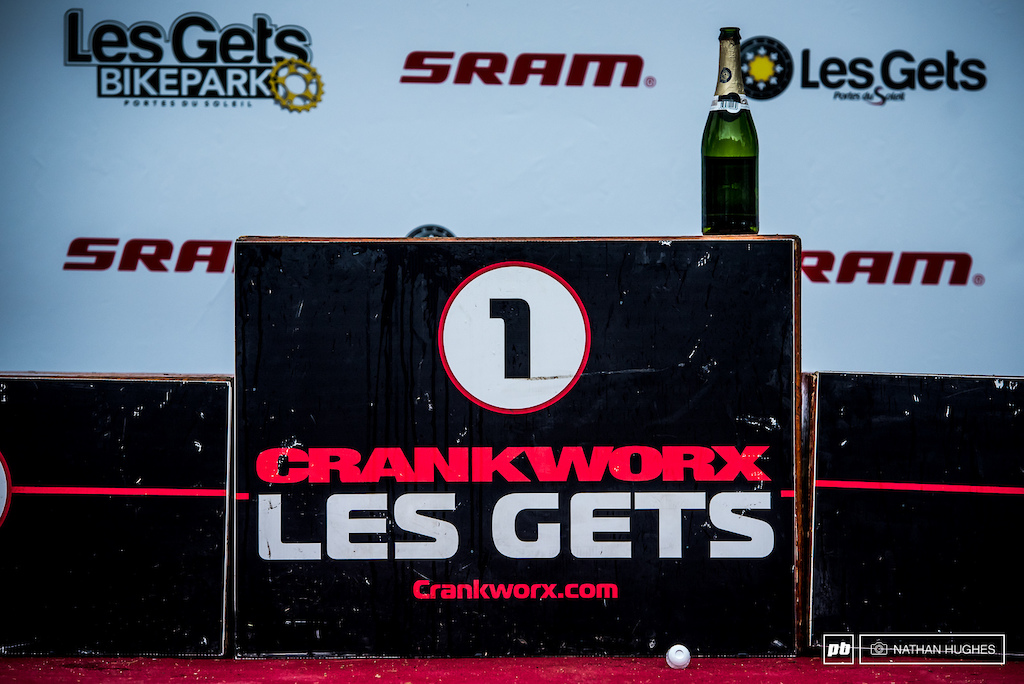 Dual Speed and Style Photo Epic - Crankworx Les Gets 2017