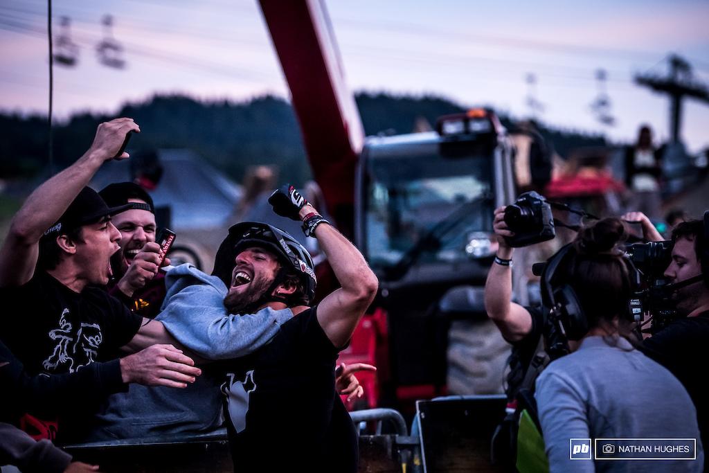 Pumptrack Challenge Photo Epic - Crankworx Les Gets 2017