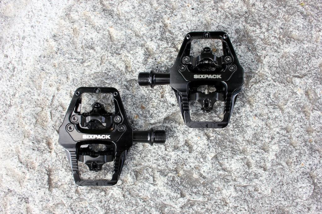 Sixpack Vertic clip pedals
