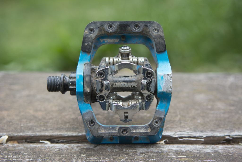 DMR V-Twin pedal review