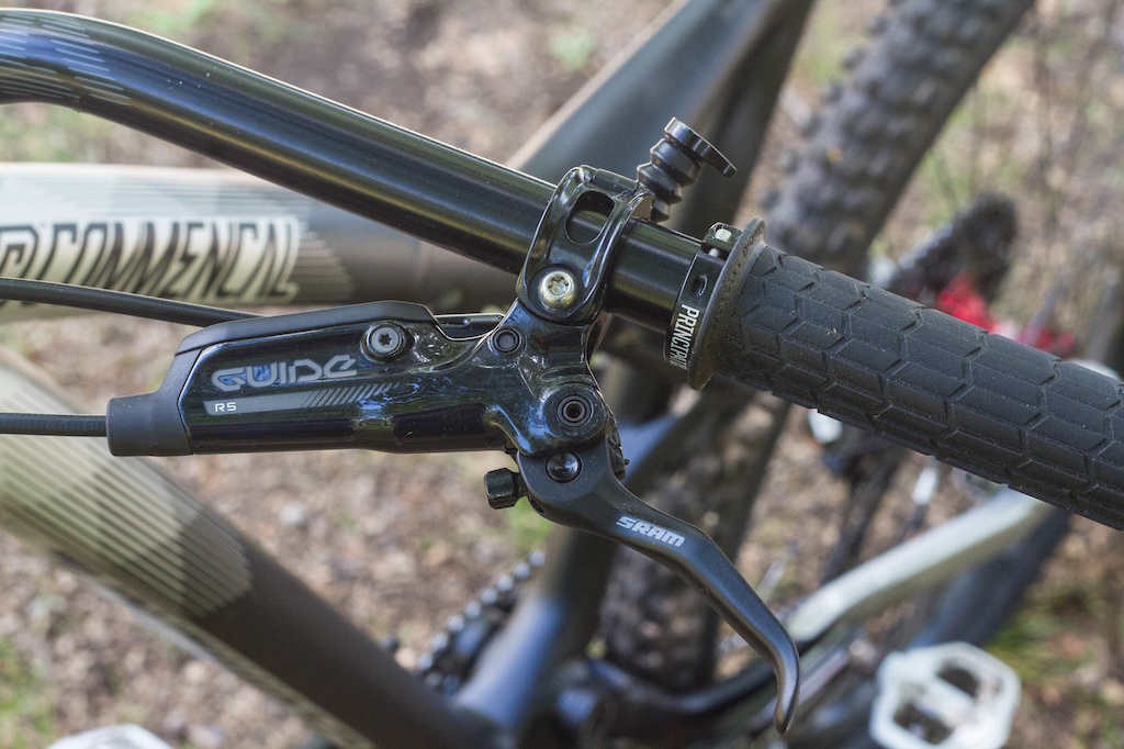 2016 Commencal Meta AM V4 Race Brushed Ed.